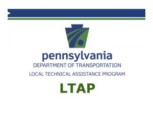 ltap-update-by-atkinson-and-gregory
