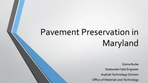MDPavementPreservation